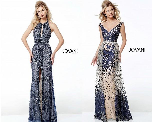Trendy plesových šatů pro rok 2019  feaa285329